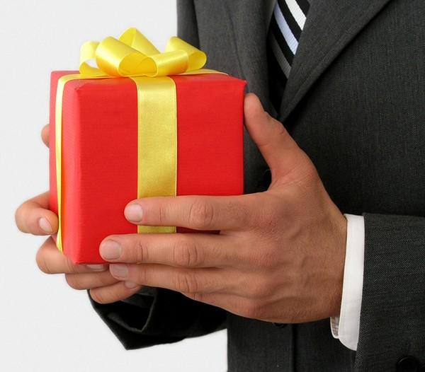 Бизнес подарки на день рождения 656