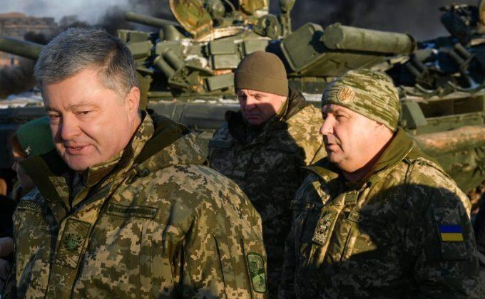 Петро Порошенко і його кліка