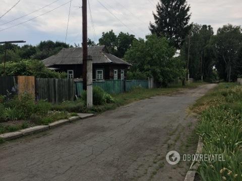 На цій вулиці живуть місцеві