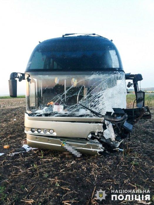 Много жертв и погибших, никаких шансов спасти: автобус и легковушка вдребезги (Жуткие фото). Новости Днепра