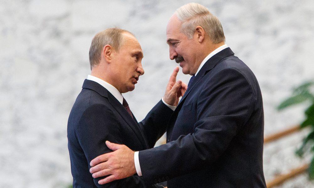 Немає що обговорювати! Лукашенко жорстко поставив Путіна на місце. Відповів Зеленському