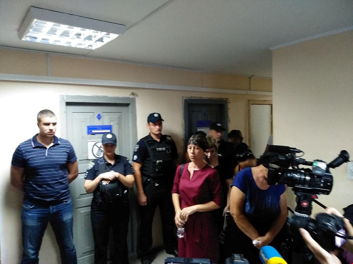 """Результат пошуку зображень за запитом """"Мати Діани Хріненко прокоментувала затримання ймовірного вбивці своєї доньки"""""""