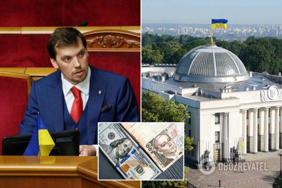 """Результат пошуку зображень за запитом """"Новий курс долара, рекордні виплати і мінімалка: все, що українцям варто знати про проєкт бюджету-2020"""""""