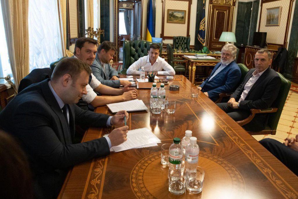 Офіційна зустріч! Зеленський і Коломойський обговорили план порятунку України. Найгостріші питання