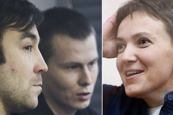 """""""Одного зарізали вдома, а іншого…"""": ЗМІ повідомили про вбивство ГРУшників, яких обміняли на Савченко"""