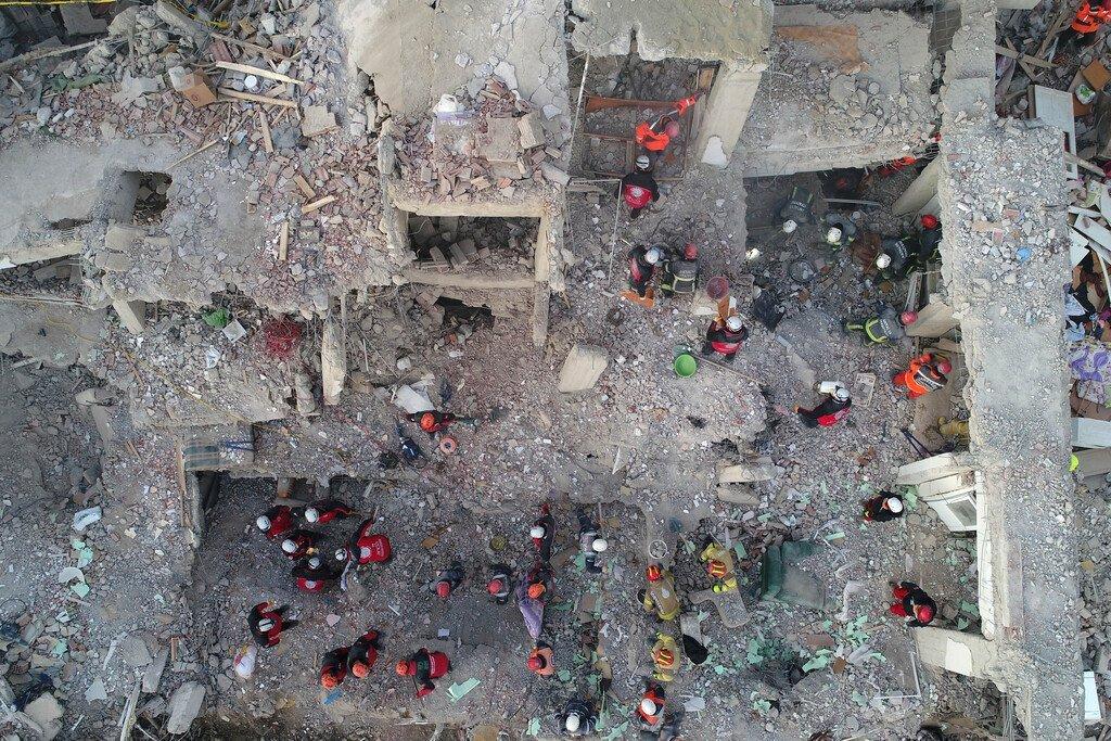 У Туреччині землетрус забрав життя 35 осіб
