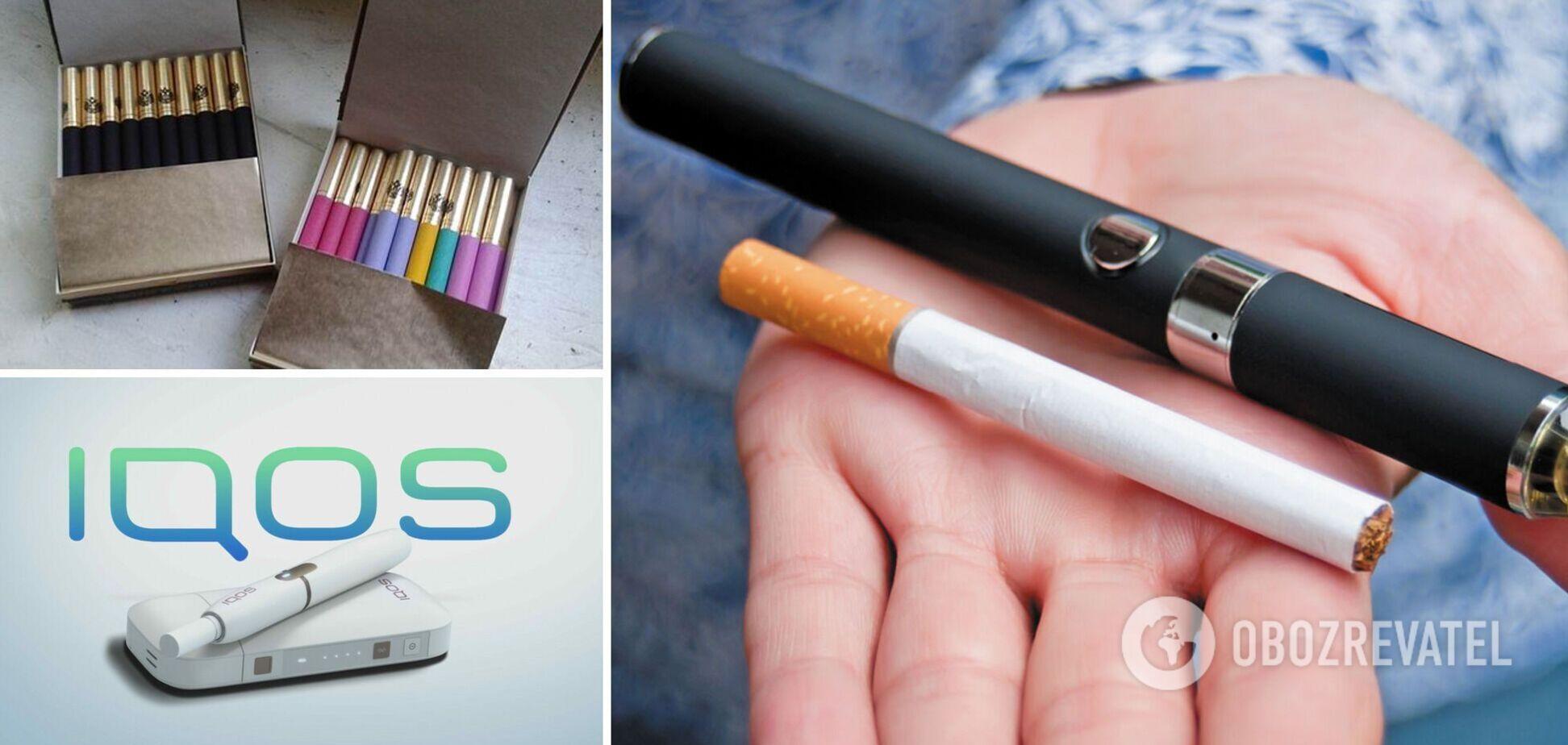 У Раді вирішили боротися з поширенням сигарет